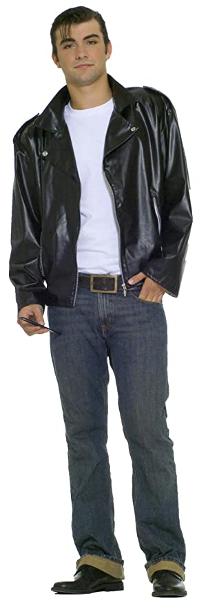 1950s Men's Costumes: Greaser, Elvis, Rockabilly, Prom  50S Greaser Jacket $29.44 AT vintagedancer.com