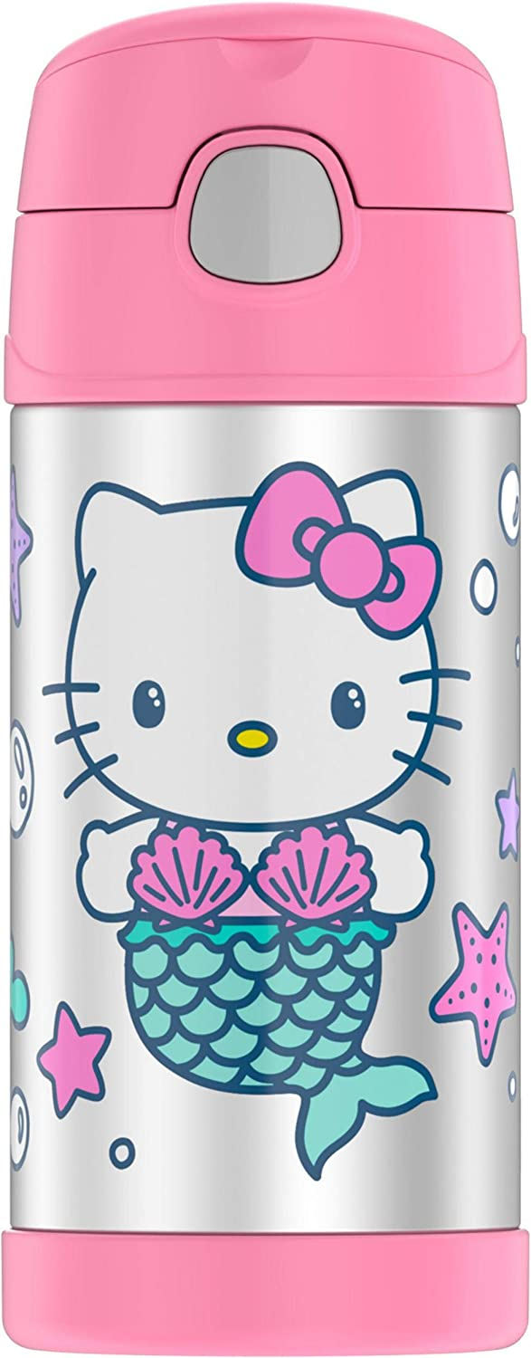 Thermos Hello Kitty Funtainer 12 Ounce Bottle