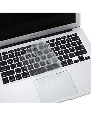 106279f9264 MOSISO Ultra Thin Keyboard Cover Protector Soft TPU Skin Compatible MacBook  Pro 13 15 Inch