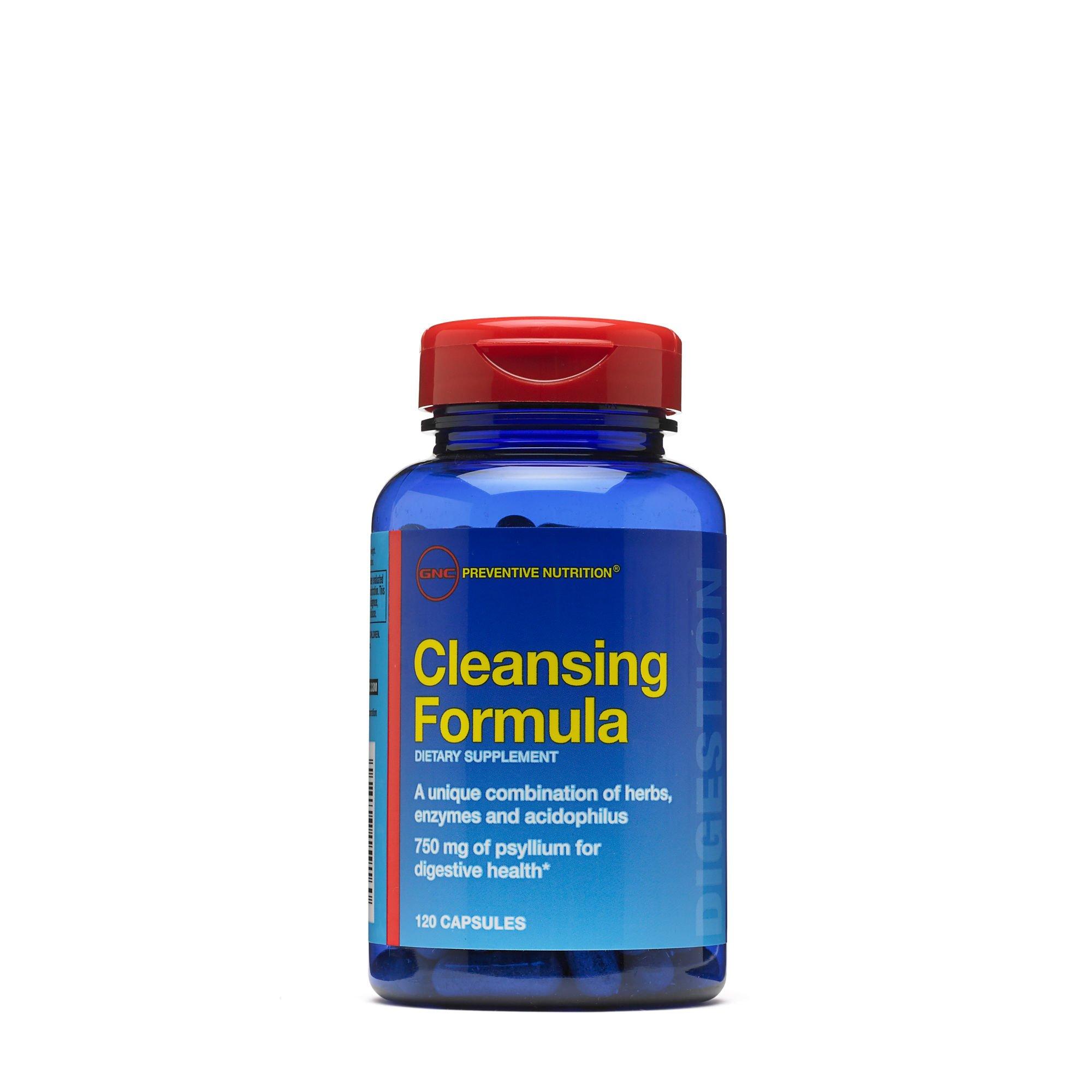 GNC Preventive Nutrition Cleansing Formula