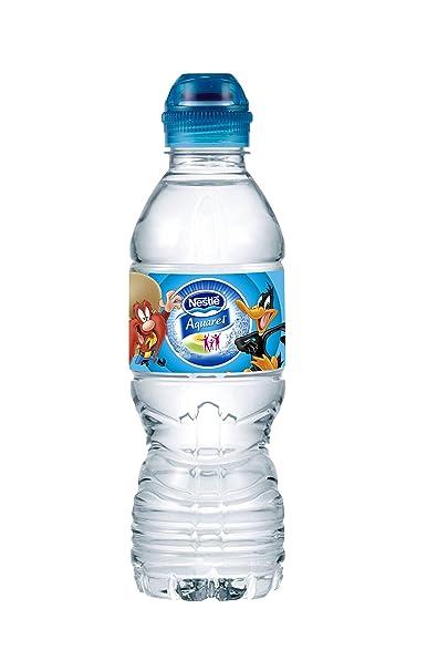 Nestlé Aquarel - 33 cl Tapón Sport Agua Mineral Natural