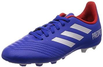 72981995b3f Chuteira Campo Adidas Predator 19 4 Fg Jr  Amazon.com.br  Esportes e ...