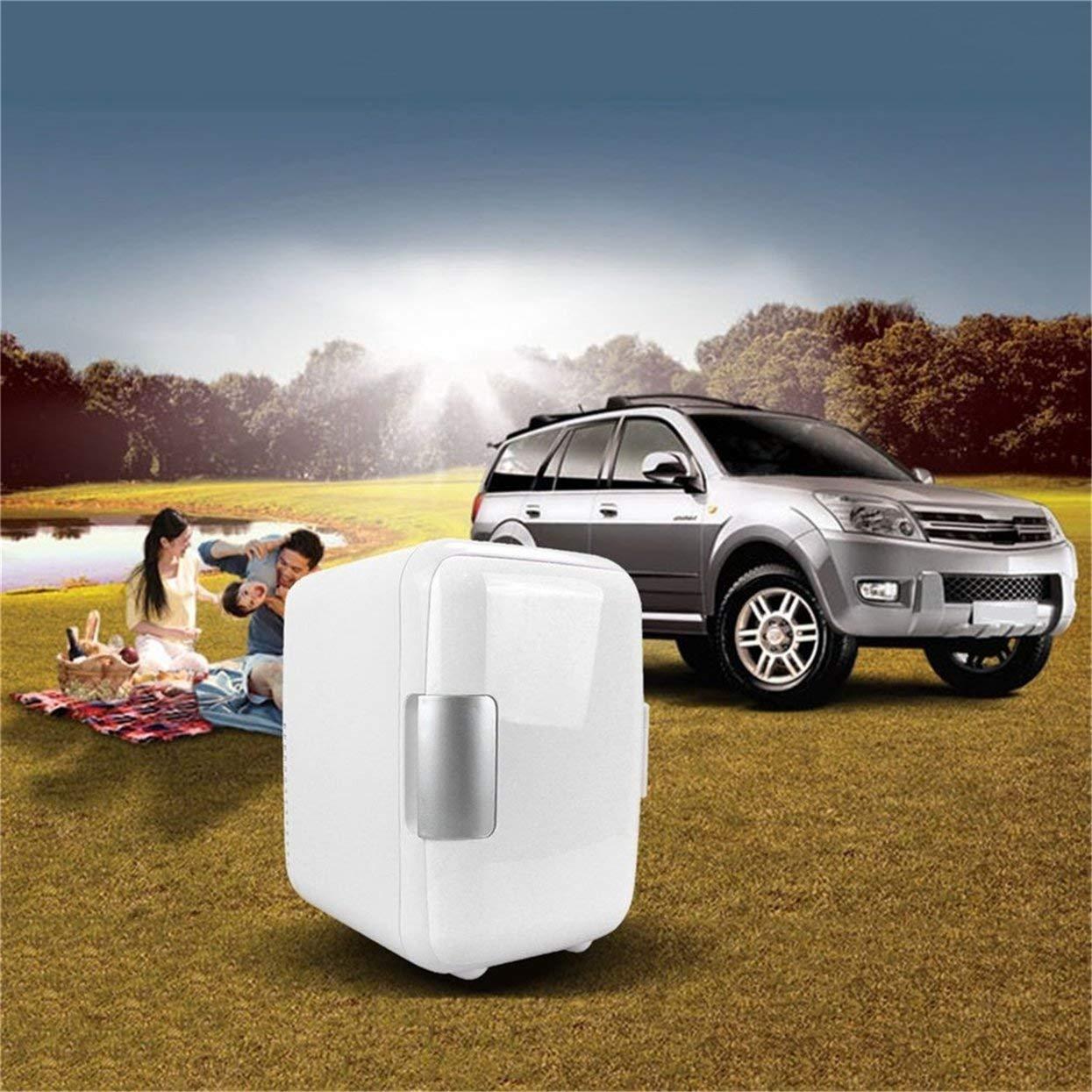 anyilon Dual-Use 4L Home Car Use Refrigerators Ultra Quiet Low Noise Car Mini Refrigerators Freezer Cooling Heating Box Fridge by anyilon (Image #4)