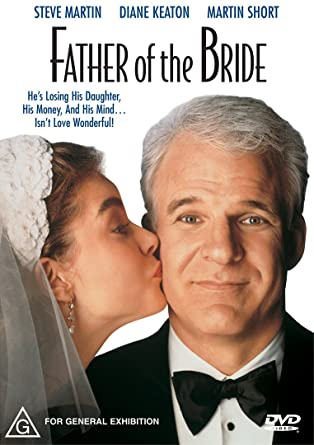 Amazoncom Father Of The Bride Dvd Diane Keaton Steve Martin