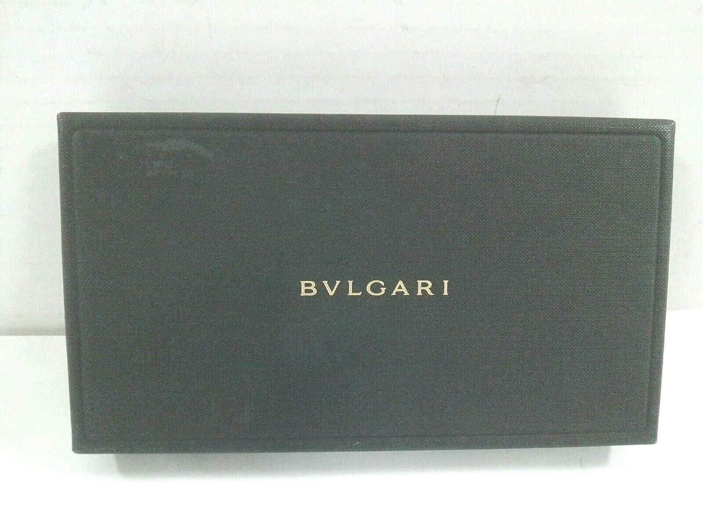 9fe47dc87d36 Amazon.co.jp: (ブルガリ)BVLGARI 2つ折り財布 ブルガリブルガリ ダークブラウン 【中古】: 服&ファッション小物