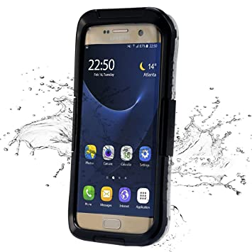 Samsung Galaxy-Carcasa sumergible S7 Edge, Edge iThroughTM ...