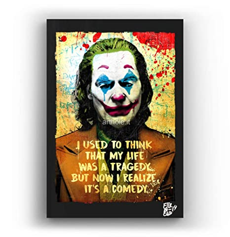 Amazon.com Arthur Fleck (Joaquin Phoenix) from Joker 2019