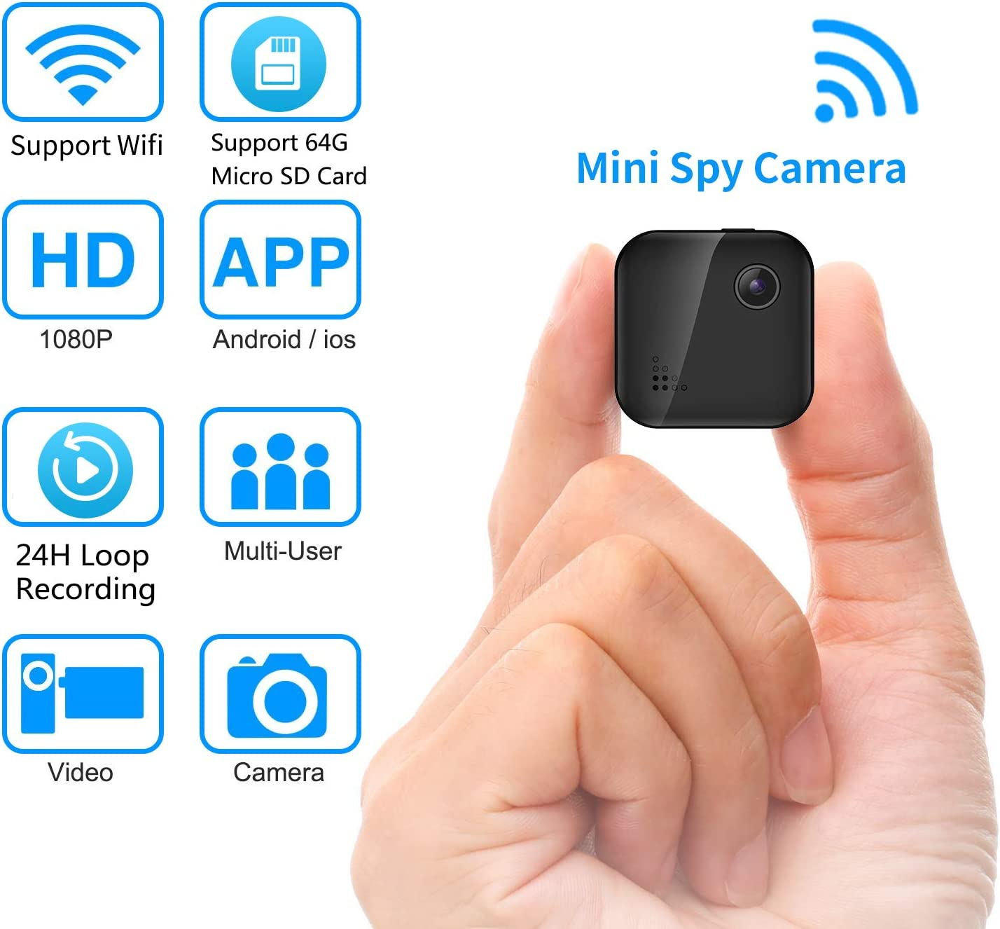 Best spy camera for car
