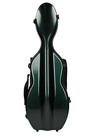 Estuche para violín fibra ultra Light 4/4 Verde M-Case ...