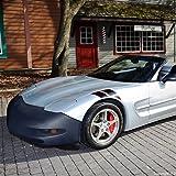 for Chevrolet Corvette 2006-2012 Coverking CMAB76CH8619 Custom Front-End Mask Bra