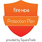 2-Year Protection Plan plus Accident Protection for Fire HD 6 (4th Generation), UK customers only