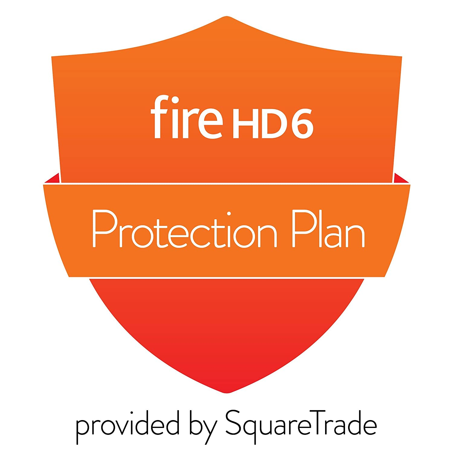 2-Year Protection Plan plus Accident Protection for Fire HD 6 (4th Generation, 2014 release) (delivered via email)