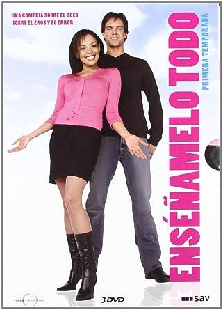 Show Me Yours - Enséñamelo Todo, Temporada 1 - 3 DVD