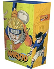 Naruto Box Set 1: Volumes 1-27 with Premium (Volume 1)