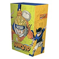 Naruto Box Set 1: Volumes 1-27 with Premium: Volumes 1-27 with Premium (1) (Naruto Box Sets)