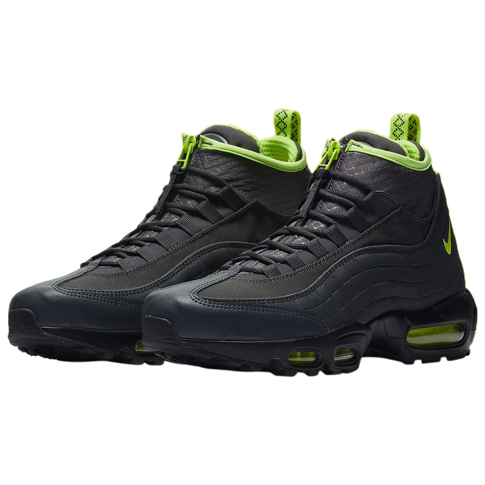 cc0e148611 Galleon - Nike 806809-003: Men's Air Max 95 Anthracite/Volt/Dark Grey-Black  Sneaker (10 D(M) US Men)