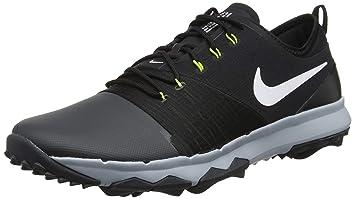 29bd1fa13c63 NIKE FI Impact 3 Golf Shoes 2018 Anthracite White Black Wolf Gray Medium 7