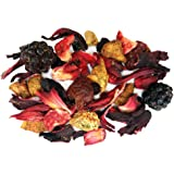 Very Berry Hibiscus - Loose Leaf Herbal Tea - Fusion Teas - 6oz Pouch