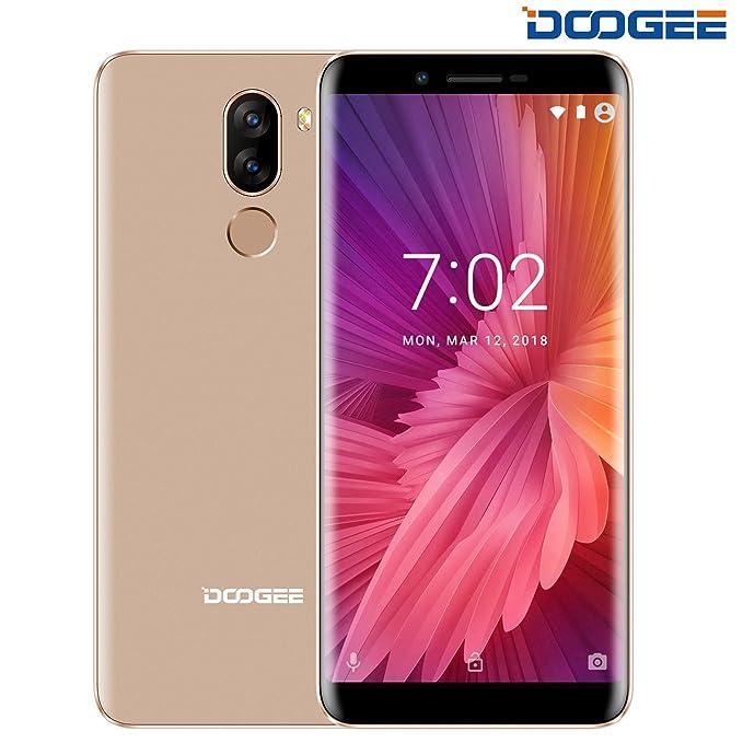 Moviles Libres Baratos, DOOGEE X60L 4G smartphone libres, Android 7.0 Telefonos: Amazon.es: Electrónica