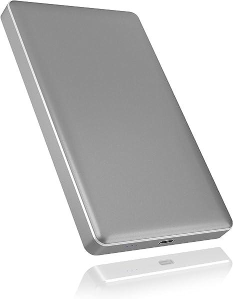 Icy Box Externes Usb C Gehäuse Für 2 5 Zoll Hdd Computer Zubehör