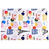 Mudder Kids Painting Drop Cloth Washable Art Floor Mat for Art Easel