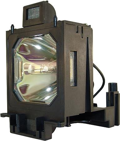 XpertMall Replacement Lamp Housing SANYO PLC-XTC55L Ushio Bulb Inside