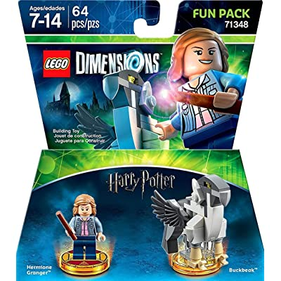 LEGO Dimensions, Harry Potter Hermione Fun Pack: Video Games