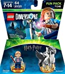 Warner Bros. Home Video Lego Dimensions Harry Potter: Hermione Fun Pack - Standard Edition