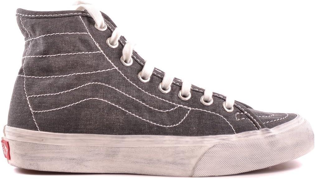 basket vans femme gris