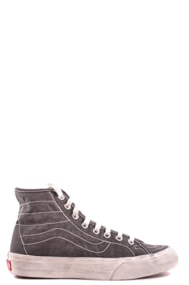 Vans Damen MCBI306092O Grau Stoff Hi Top Sneakers: Amazon.de: Schuhe ...