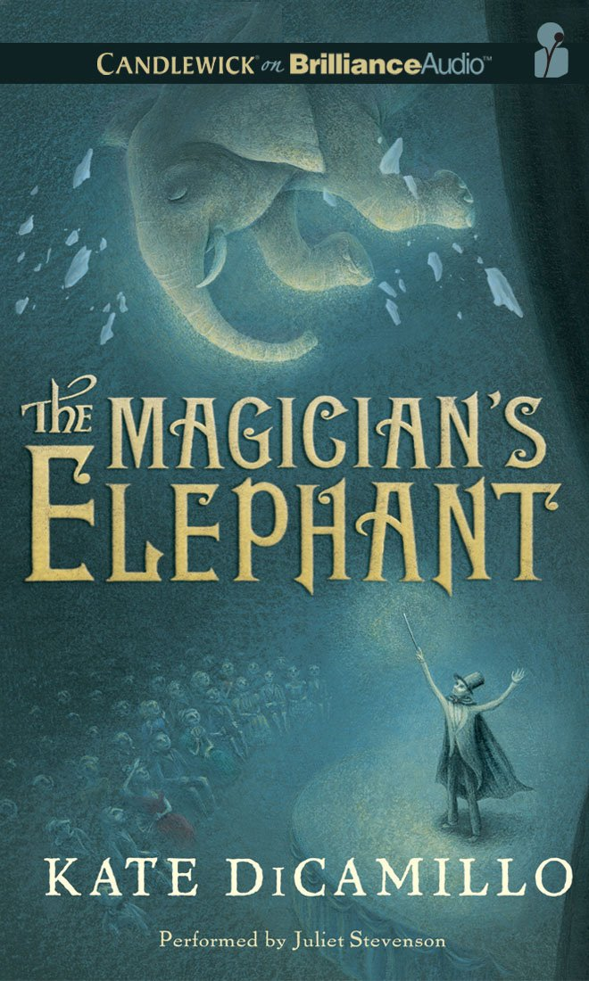 The Magician's Elephant 30 of The Best Middle School Read-Aloud Books