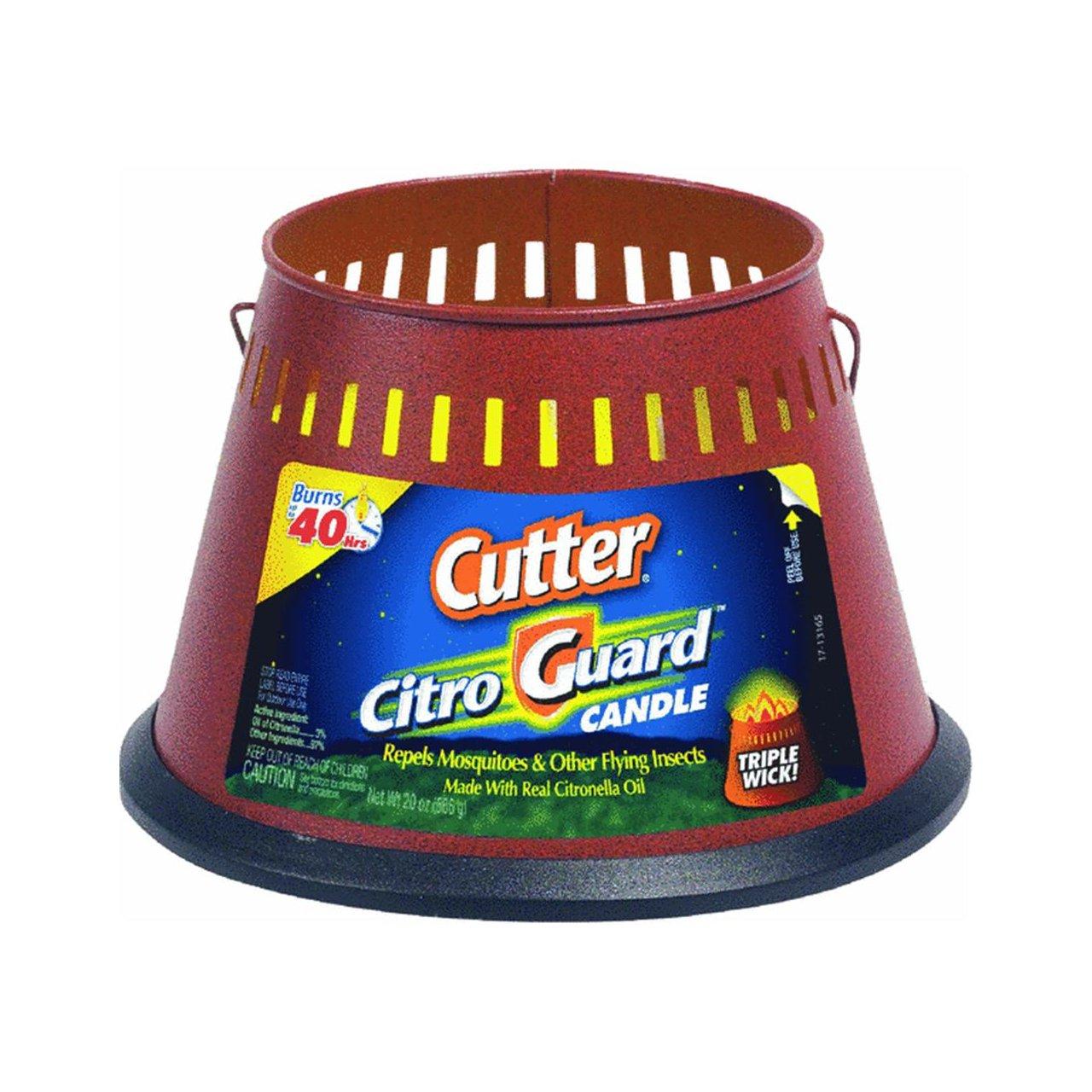 amazon com cutter hg 95784 citroguard 20 ounce insect repellent