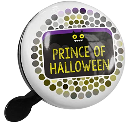 Amazon.com : NEONBLOND Bike Bell Prince of Halloween ...