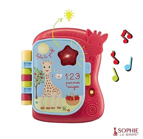 Livre Musical Et Lumineux Sophie La Girafe