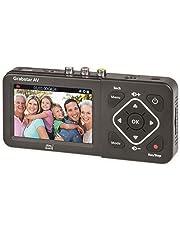 "dnt Video-Digitalisierer Grabstar AV, 8,9 cm (3,5"") Vorschaudisplay, S-Video, speichert auf USB/SD"