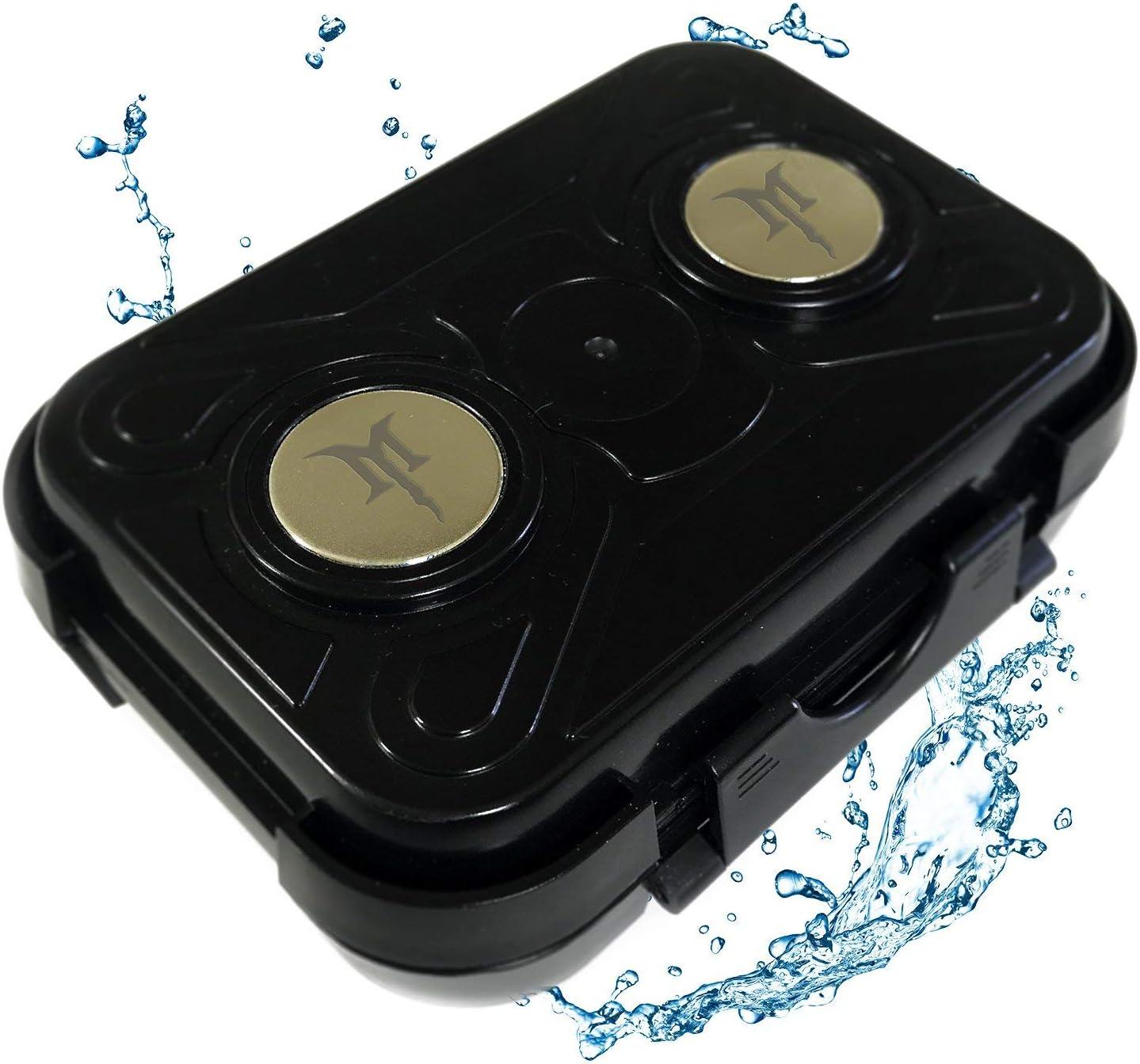 STASH BOX IndestructibleTruck Van Car Home Hidden Safe Security Case Magnetic