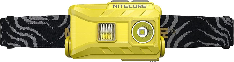 Batterie int/égr/ée et Fonction de Charge lumi/ère Rouge Nitecore nu25 3/Sources de lumi/ère