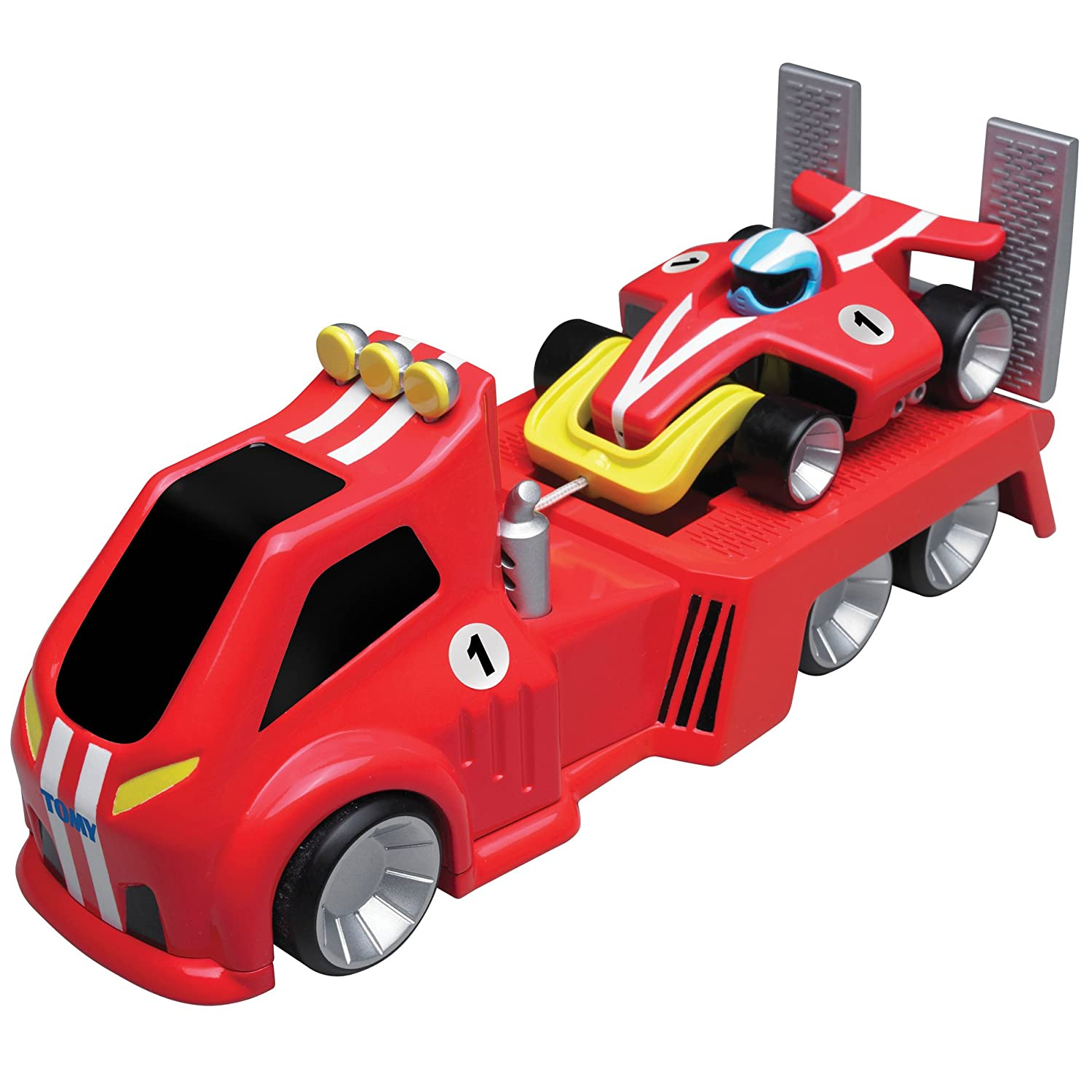 Tomy牽引N ' Go Racer Toy Vehicle   B00BECOCF2