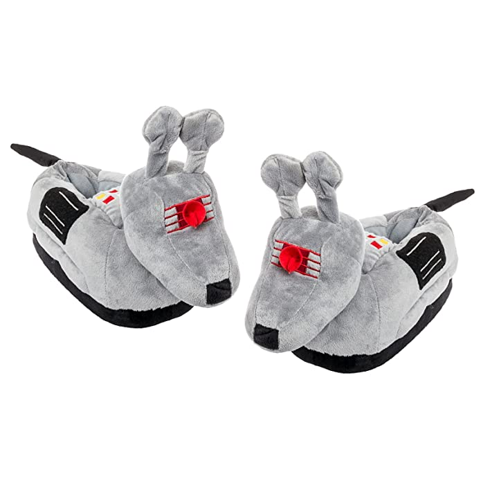 Doctor Who Adult K-9 Dog Slippers