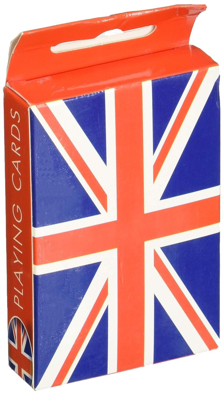 Cartes /à jouer de la London Union Jack 52 britanniques cadeau Souvenir