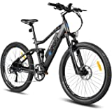 Eahora AM100 27.5inch 48V Mountain Electric Bicycle Dual Hydraulic Brakes