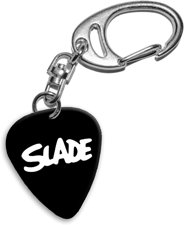 H Slade Band Logo Porte-cl/és de plectre de guitare