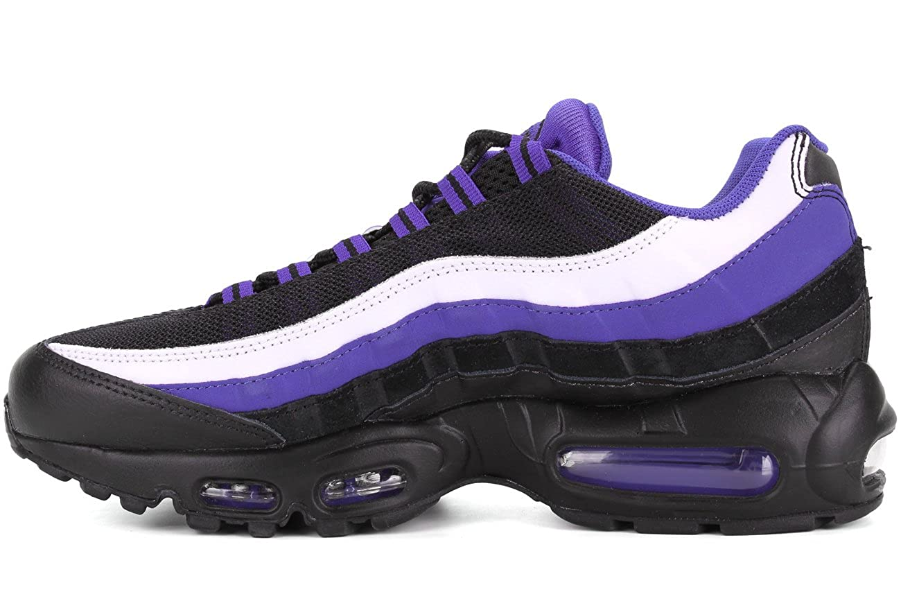 detailed pictures 4ed2d bb261 Nike Men s s Air Max 95 Essential Running Shoes  Amazon.co.uk  Shoes   Bags