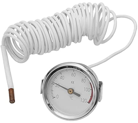 Compra powakaddys de onlinesale 0 - 120 ° Termómetro 300 cm Cable ...