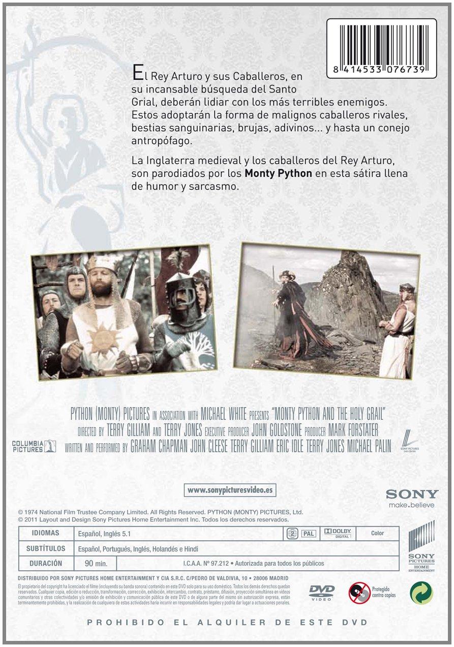 Amazon com: Los Caballeros De La Mesa Cuadrada (Import Movie