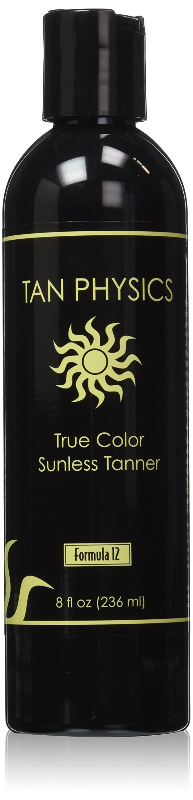 Tan Physics True Color Sunless Tanner 8 fl oz by Tan Physics