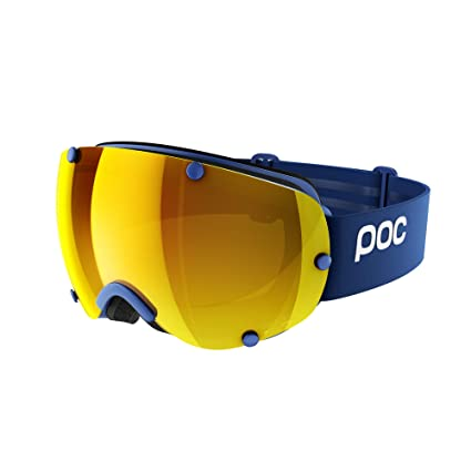 4928ca554bc Amazon.com   POC Lobes Clarity Goggles for Skiing and Snowboarding ...