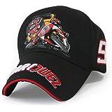 LOVEBLING New Marc Marquez 93 MotoGP Motorcycle Racing Baseball Hat Peaked Cap 2 Colours
