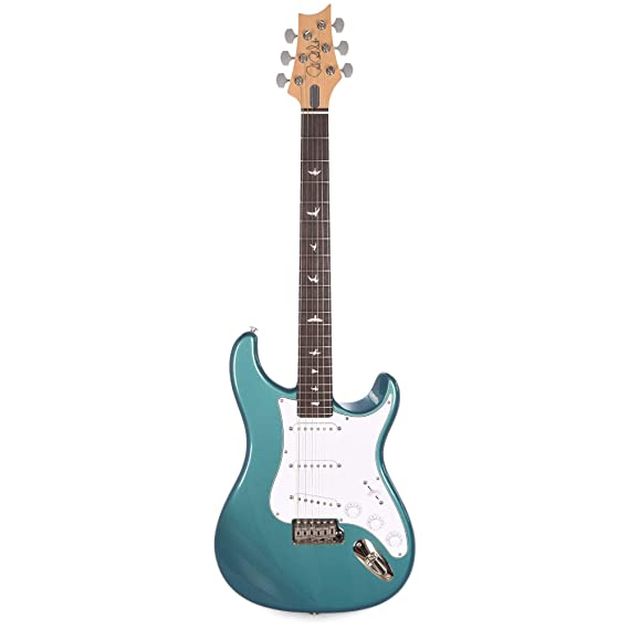 PRS John Mayer Signature Sliver Sky - Dodgem Blue: Amazon.es ...