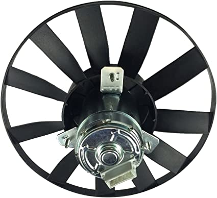 Topacio 1h0959455j Motor de ventilador de refrigeración del motor ...